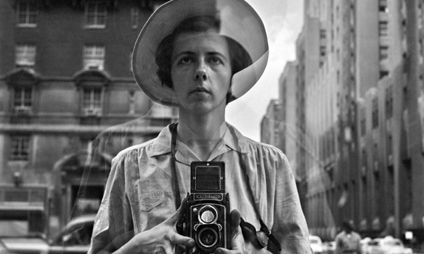 Vivian Maier: Self-portrait