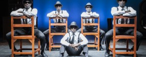 Teatro in Arzignano: The black Blues Brothers. Giovedì 30 Gennaio