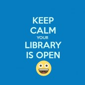 library-open